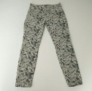 Anthropologie J Brand Jeans Pattern Size 28